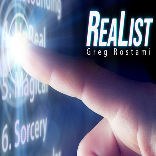 ReaList App by Greg Rostami