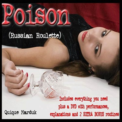 Poison by Quique Marduk