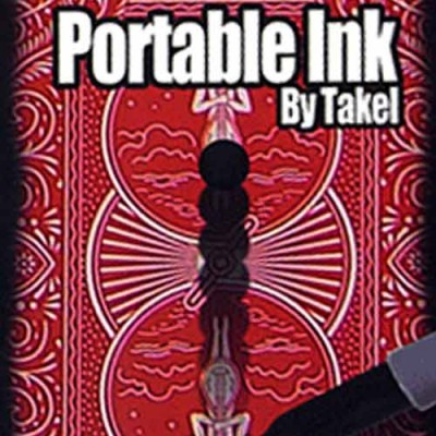 Portable Ink - Takel and Titanas Magic