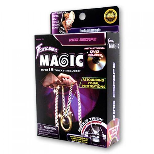 Ring Escape by Fantasma Magic