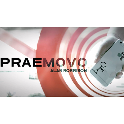 Praemovo (DVD and Gimmick Material) by Alan Rorrison