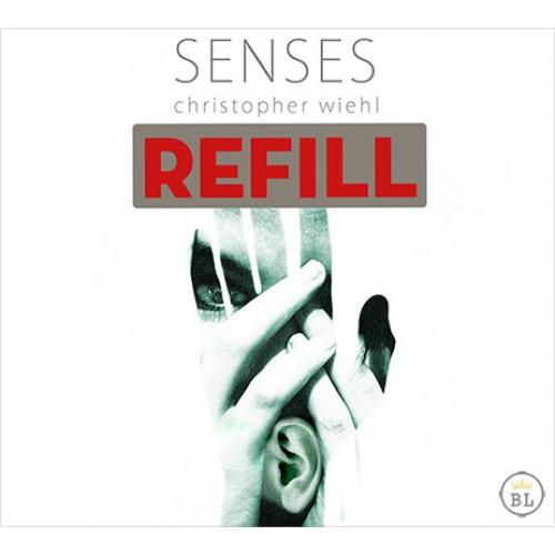 Senses Cup Refill (10 Cups and Lids)