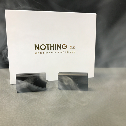 Nothing 2.0 | World's Smallest Smoke Device by Bond Lee