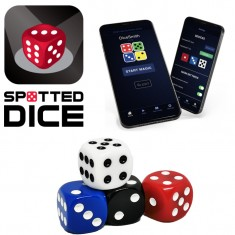 Spotted Dice by Andras Barthazi including DiceSmith App