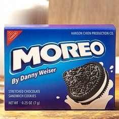 MOREO by Danny Weiser and Hanson Chien