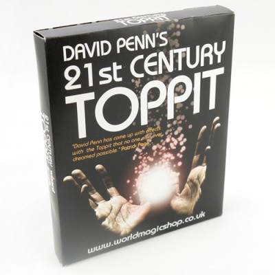 21st Century Toppit by David Penn