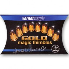 Thimbles Set (Gold) by Vernet