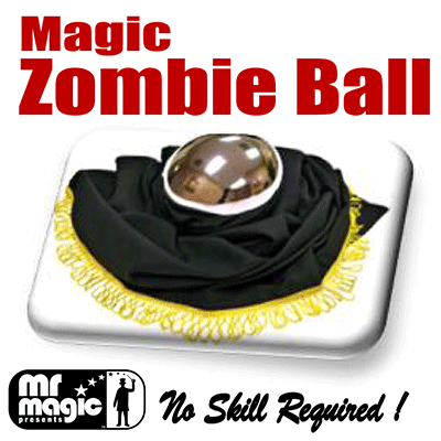 Zombie Ball and Foulard by Mr. Magic