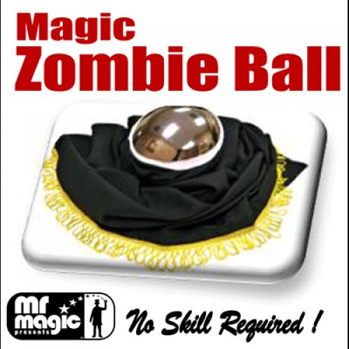 Zombie Ball and Foulard by Mr. Magic