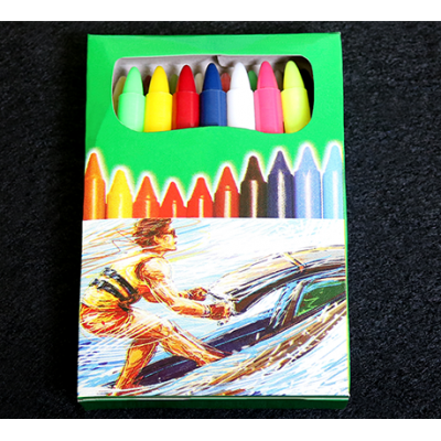 Vanishing Crayons by Mr. Magic