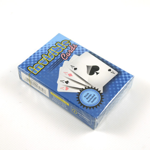 Up-Sell Invisible Cards
