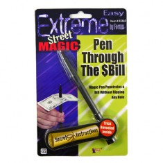 Up-Sell Pen Through The $Bill