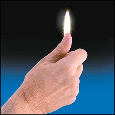 Thumb Tip Flame by Vernet
