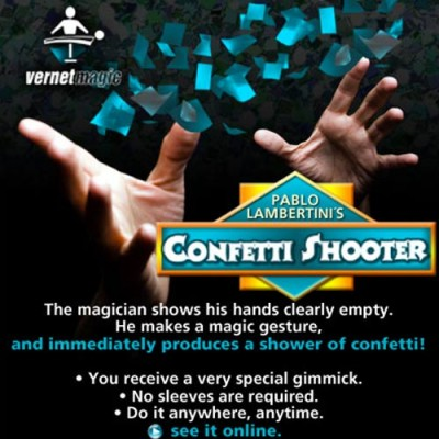 Confetti Shooter - Vernet