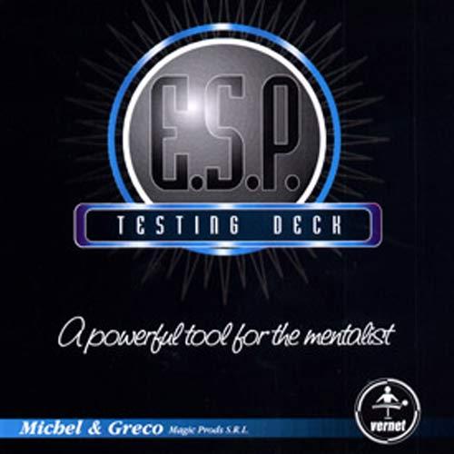 ESP Testing Deck by Vernet