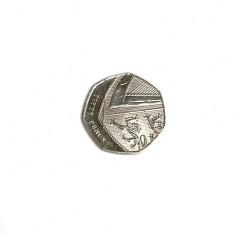 Flipper Coin - 50p