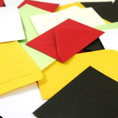 Playing Card Envelopes