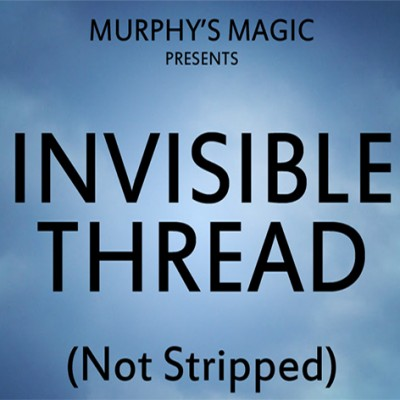 Invisible Thread Not Stripped