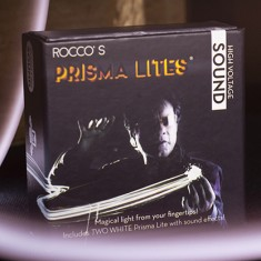 Prisma Lites Sound by Rocco Pair (High Voltage/White)