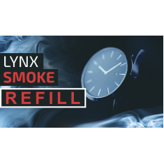 Refill for Lynx Smoke Watch and Smoke Cube by João Miranda