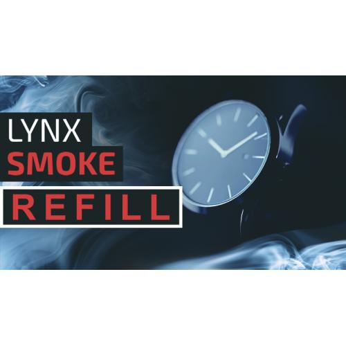 Refill for Lynx Smoke Watch and Smoke Cube by João Miranda
