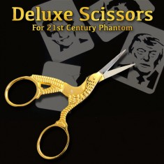 21st Century Phantom Deluxe Scissors - by PropDog
