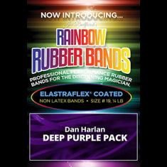 Joe Rindfleisch's Rainbow Rubber Bands - Dan Harlan Deep Purple