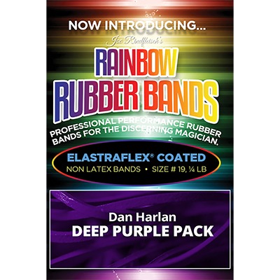 Joe Rindfleisch's Rainbow Rubber Bands - Dan Harlan Deep Purple