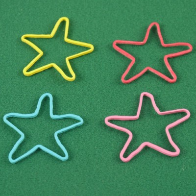 Rubber Band Shapes - Stars