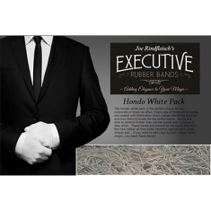 Joe Rindfleisch's Executive Rubber Bands - Hondo White Pack