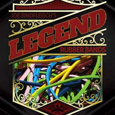 Joe Rindfleisch's Legend Rubber Bands - Combo