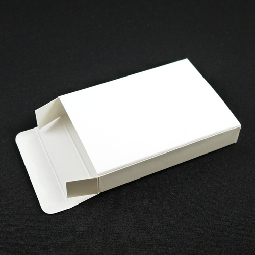 Blank Box Poker Sized Playing Card Box By Propdog