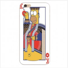 King Homer Case for iPhone 6/7 *PLUS* size