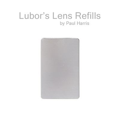 Refill Lubor's Lens (1 lense, no instructions) by Paul Harris