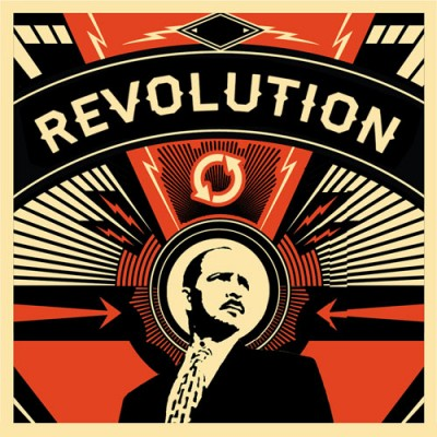 Revolution by Greg Wilson