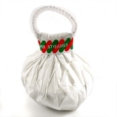 Bag Style Throw Streamers - White