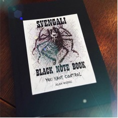 Svengali Notebook by Alan Wong -  A4