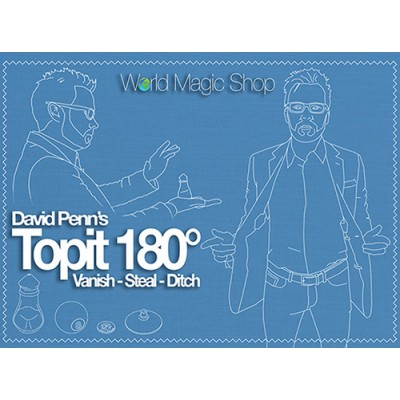 Topit 180 by David Penn - Left Handed
