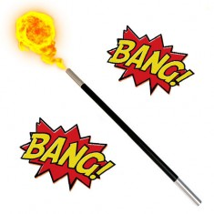 Fireball Bang Wand