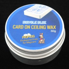 Card on Ceiling Wax by Propdog - Bicycle Blue 30g