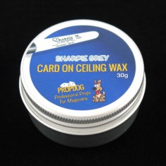 Card on Ceiling Wax by Propdog - Sharpie Grey 30g