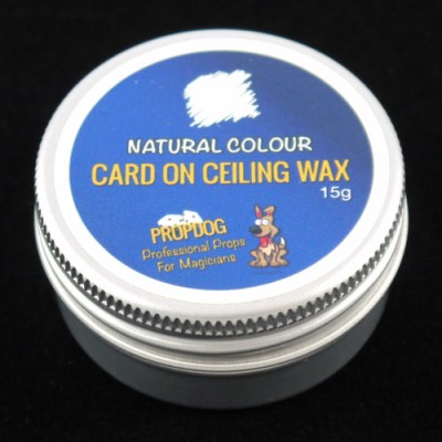 Card on Ceiling Wax by Propdog - Natural 15g