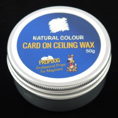 Card on Ceiling Wax by Propdog - Natural 50g