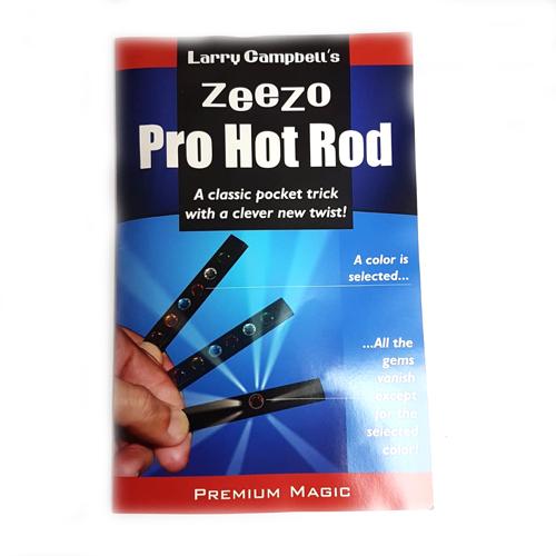 Zeezo Hot Rod (Blue) by Premium Magic