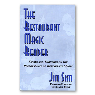 Restaurant Magic Reader by Jim Sisti