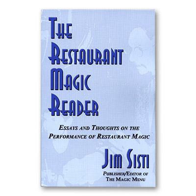 Restaurant Magic Reader by Jim Sisti