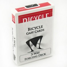 Three Way Forcing Deck Bicycle