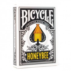 Bicycle Honeybee Playing Cards (Black)
