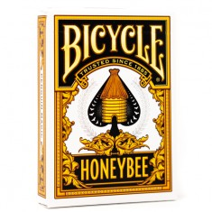Bicycle Honeybee Playing Cards (Yellow)