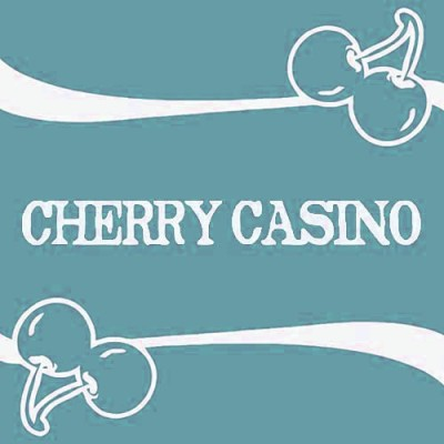 Tropicana Teal Cherry Casino - Playing Cards